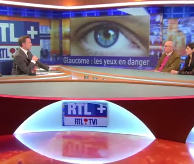 Glaucome - Interview RTL